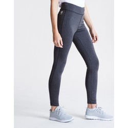 Clothing Women Leggings Dare 2b INFLUENTIAL Quick-Dry Tights Grey