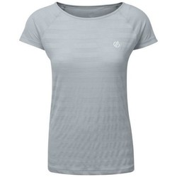 Clothing Women Short-sleeved t-shirts Dare 2b DEFY Quick-Dry TShirt Grey