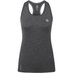 Clothing Women Tops / Sleeveless T-shirts Dare 2b Modernize II Vest Grey Grey