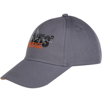 Clothes accessories Men Caps Regatta Men's Crayton Baseball Cap II Grey