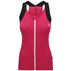 Clothing Women Tops / Blouses Dare 2b REGALE Technical Vest Pink