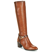 Shoes Women High boots Hispanitas PIRINEO Brown
