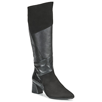 Shoes Women High boots Hispanitas FUJI-5 Black