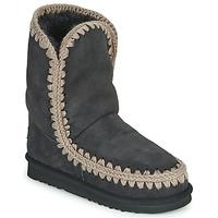 Shoes Women Mid boots Mou ESKIMO 24 Black