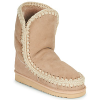Shoes Women Mid boots Mou ESKIMO 24 Beige