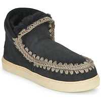 Shoes Women Mid boots Mou ESKIMO SNEAKER Black