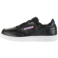 Shoes Children Low top trainers Reebok Sport Club C White,Black