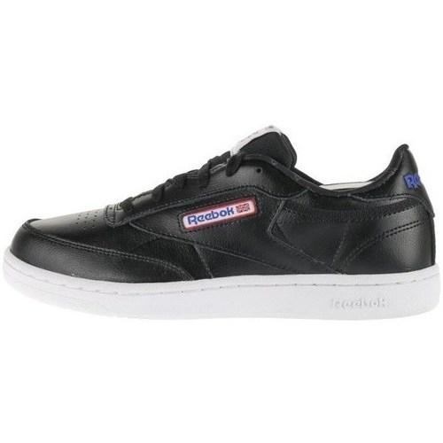 Shoes Children Low top trainers Reebok Sport Club C White,Black