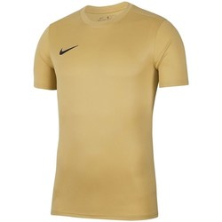 Clothing Boy short-sleeved t-shirts Nike Dry Park Vii Jsy Yellow