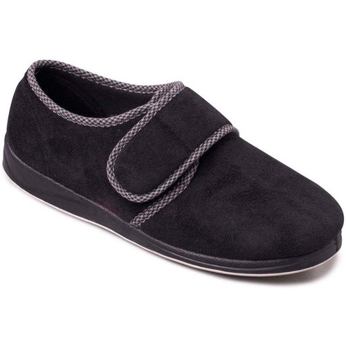 Shoes Women Slippers Padders Harry Mens Full Slippers black