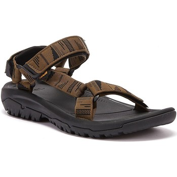Shoes Men Outdoor sandals Teva Hurricane XLT2 Chara Mens Olive Sandals Green