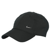 Clothes accessories Caps Nike U NSW H86 METAL SWOOSH CAP Black