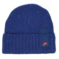 Clothes accessories Hats / Beanies / Bobble hats Nike U NSW BEANIE CUFFED FUT UTL Blue