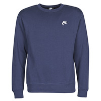 Clothing Men Sweaters Nike M NSW CLUB CRW BB Blue