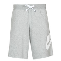Clothing Men Shorts / Bermudas Nike M NSW SCE SHORT FT ALUMNI Grey