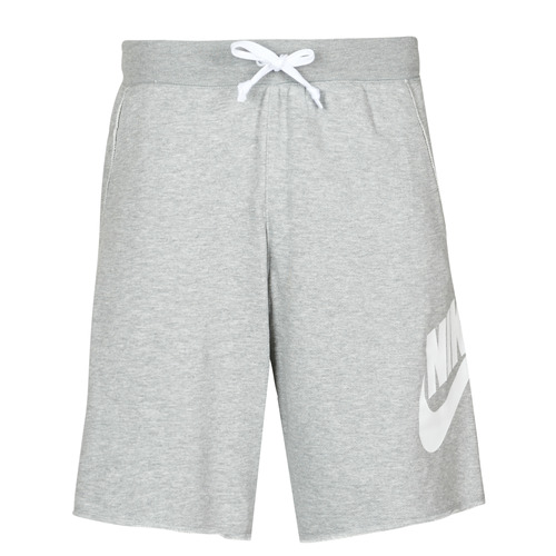 Clothing Men Shorts / Bermudas Nike M NSW SCE SHORT FT ALUMNI Grey