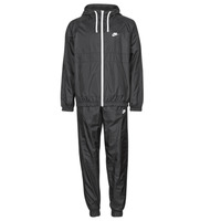 Clothing Men Tracksuits Nike M NSW SCE TRK SUIT HD WVN Black