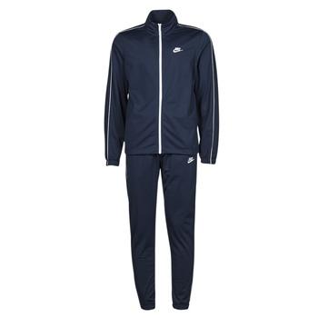 Clothing Men Tracksuits Nike M NSW SCE TRK SUIT PK BASIC Blue