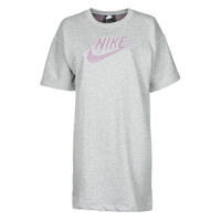 Clothing Women Short Dresses Nike W NSW DRESS FT M2Z Grey
