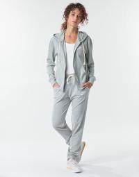 Clothing Women Tracksuit bottoms Nike W NSW GYM VNTG PANT Grey
