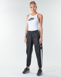 Clothing Women Tracksuit bottoms Nike W NSW PANT WVN Black