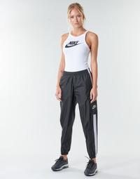 Clothing Women Tracksuit bottoms Nike W NSW PANT WVN Black
