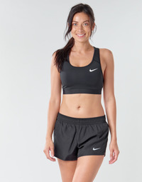 Clothing Women Sport bras Nike NIKE SWOOSH BAND BRA NON PAD Black