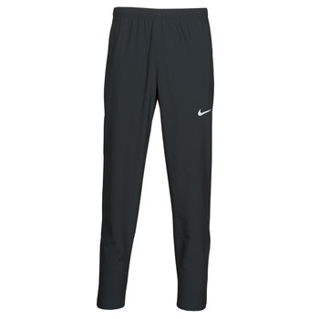 Clothing Men Tracksuit bottoms Nike M NK RUN STRIPE WOVEN PANT Black
