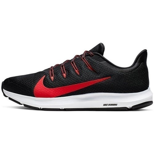Shoes Men Running shoes Nike Quest 2 Black,Red
