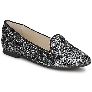 Shoes Women Loafers KMB SILVA Glitter / Grey