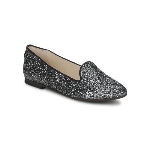 Shoes Women Loafers KMB SILVA Glitter / Grey