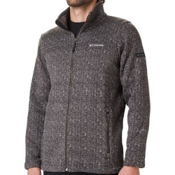 Clothing Men Jackets Columbia Boubioz Grey