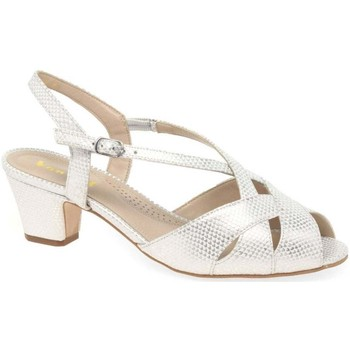 Shoes Women Sandals Van Dal Libby II Wide Fit Sandals white