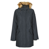 Clothing Women Parkas Billabong COLDER WEATHER Black