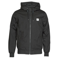 Clothing Men Jackets Element DULCEY Black