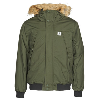 Clothing Men Jackets Element DULCEY EXPLORER Green