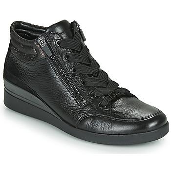 Shoes Women Hi top trainers Ara LAZIO-ST-HS Black