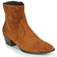 Shoes Women Ankle boots Ara THOMBSTONE-ST-HS Brown