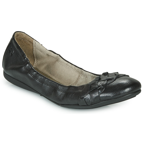 Shoes Women Flat shoes Dream in Green NERLINGO Black