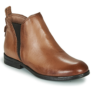 Shoes Women Mid boots Dream in Green  Brown