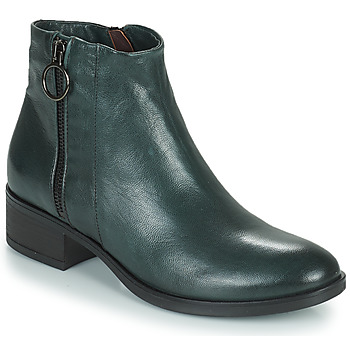 Shoes Women Mid boots Dream in Green NARLINE Green