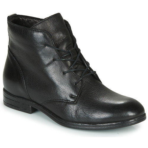 Shoes Women Mid boots Dream in Green NERGLISSE Black