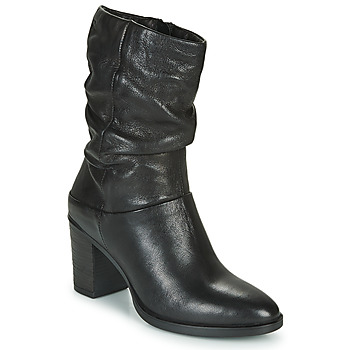 Shoes Women High boots Dream in Green NORGE Black