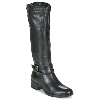 Shoes Women High boots Dream in Green NOURON Black