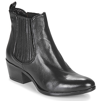 Shoes Women Ankle boots Dream in Green NWIZZLER Black