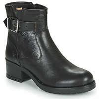 Shoes Women Ankle boots Dream in Green NETISE Black
