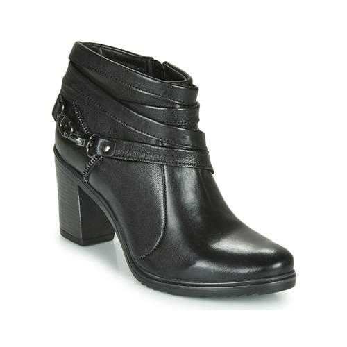 Shoes Women Shoe boots Dream in Green NEGUS Black