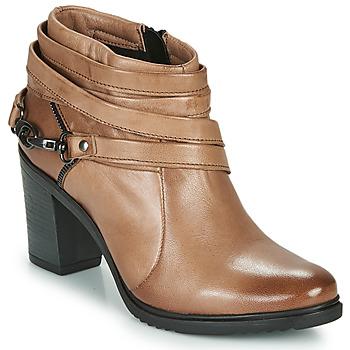 Shoes Women Shoe boots Dream in Green NEGUS Brown