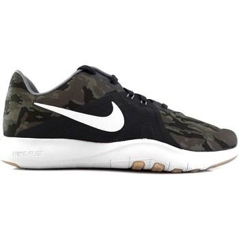 Shoes Women Fitness / Training Nike Flex Trainer Print Grey