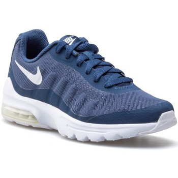Shoes Children Low top trainers Nike Air Max Invigor GS Navy blue